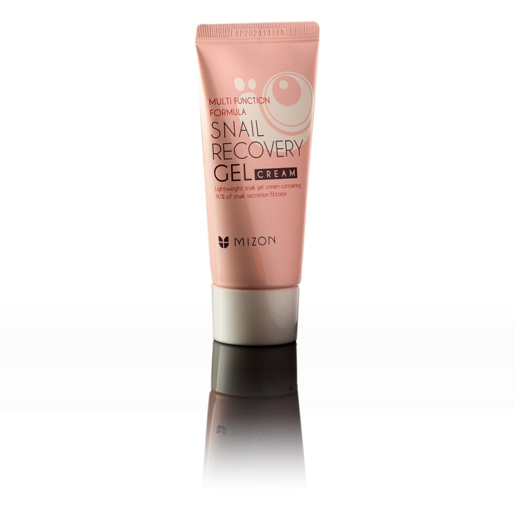 Mizon SNAIL RECOVERY GEL CREAM L'Amour Beauty Korean Skincare Canada