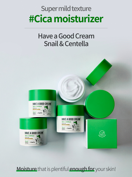 Have A Good Cream Snail & Centella
