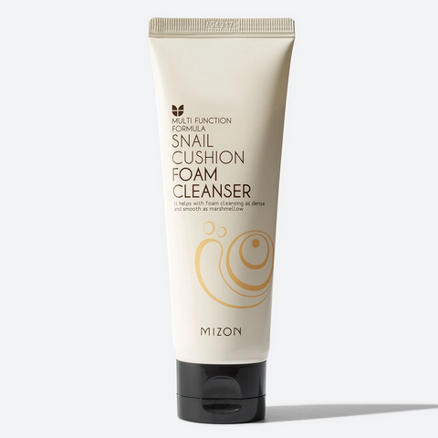 Snail Cushion Foam Cleanser
