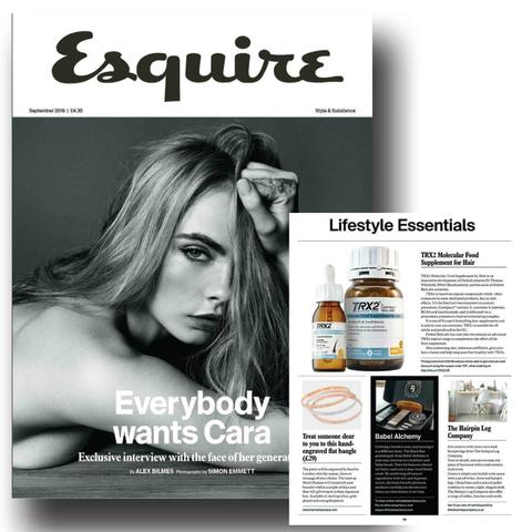 Babel Alchemy product sold by Bewhiskered featured in Esquire Magazine