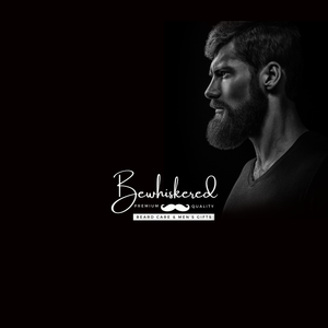 Luxury beard care for masculine men with beards - tools, beard care products and beardy gifts