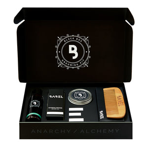 """Black Box"" Grooming Kit & Gift Set"