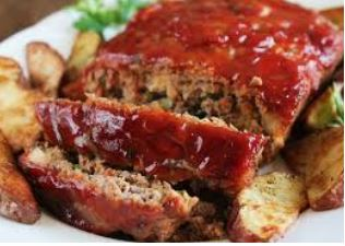 Meatloaf Pack - Combination of Beef, Pork and Veal