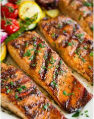 Salmon - Center Cut, Boneless, and Skinless