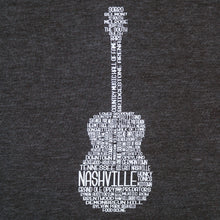 Load image into Gallery viewer, Nashville Guitar Sweatshirt