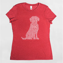 Load image into Gallery viewer, Dog Crew Neck Tee