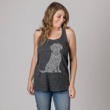 Load image into Gallery viewer, Dog Twist Back Tank Top