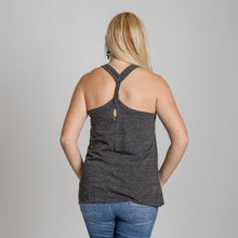 Load image into Gallery viewer, Nashville Guitar Twist Back Tank Top
