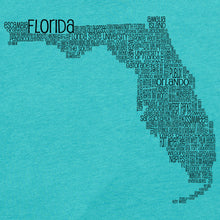 Load image into Gallery viewer, Florida Crew Neck Tee