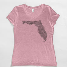 Load image into Gallery viewer, Florida V-Neck Tee