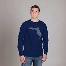 Load image into Gallery viewer, Florida Long Sleeve Tee