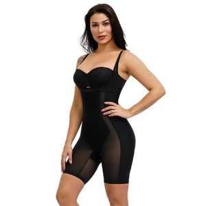 Full Body Hip Enhancer in Black