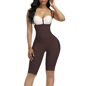 Body Sculpting Shaper in Dark Coffee