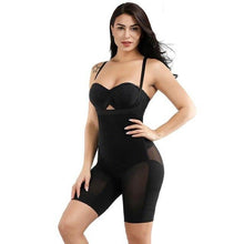Load image into Gallery viewer, Body Shaper in black from slim coquette shapewear online store