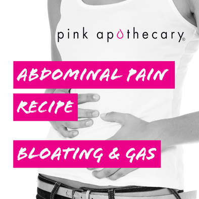 Abdominal Pain Recipe for Bloating and Gas