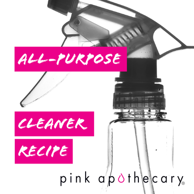 All-Purpose Cleaner Recipe