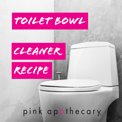 Healthy Toilet Bowl Cleaner Recipe