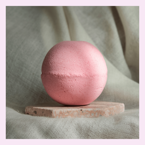 Rose Bombshell Bath Bomb