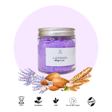 Load image into Gallery viewer, Lavender Whipped Soap