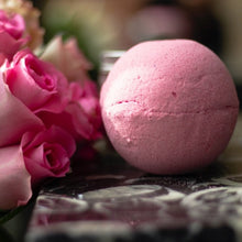 Load image into Gallery viewer, Rose Bombshell Bath Bomb