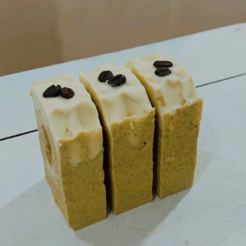 Coffee soap by kaura india