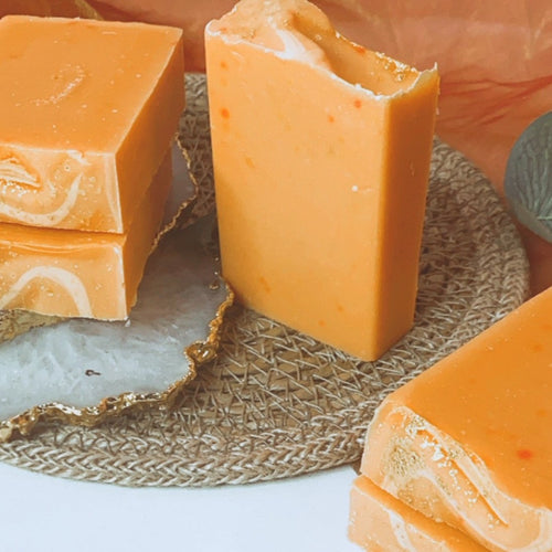 Organic Cold Processed Soap