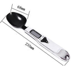 Load image into Gallery viewer, Portable LCD Digital Kitchen Spoon Scale
