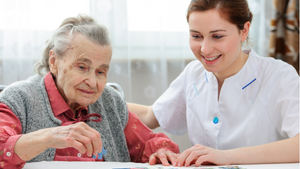 Training for Carers of People with Dementia - English