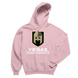Hash Knight Pink Pullover Hoodie