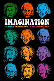 Faces of Imagination Poster