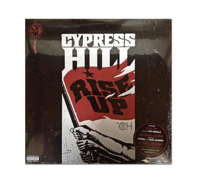 "Cypress Hill ""Rise Up""  CD"