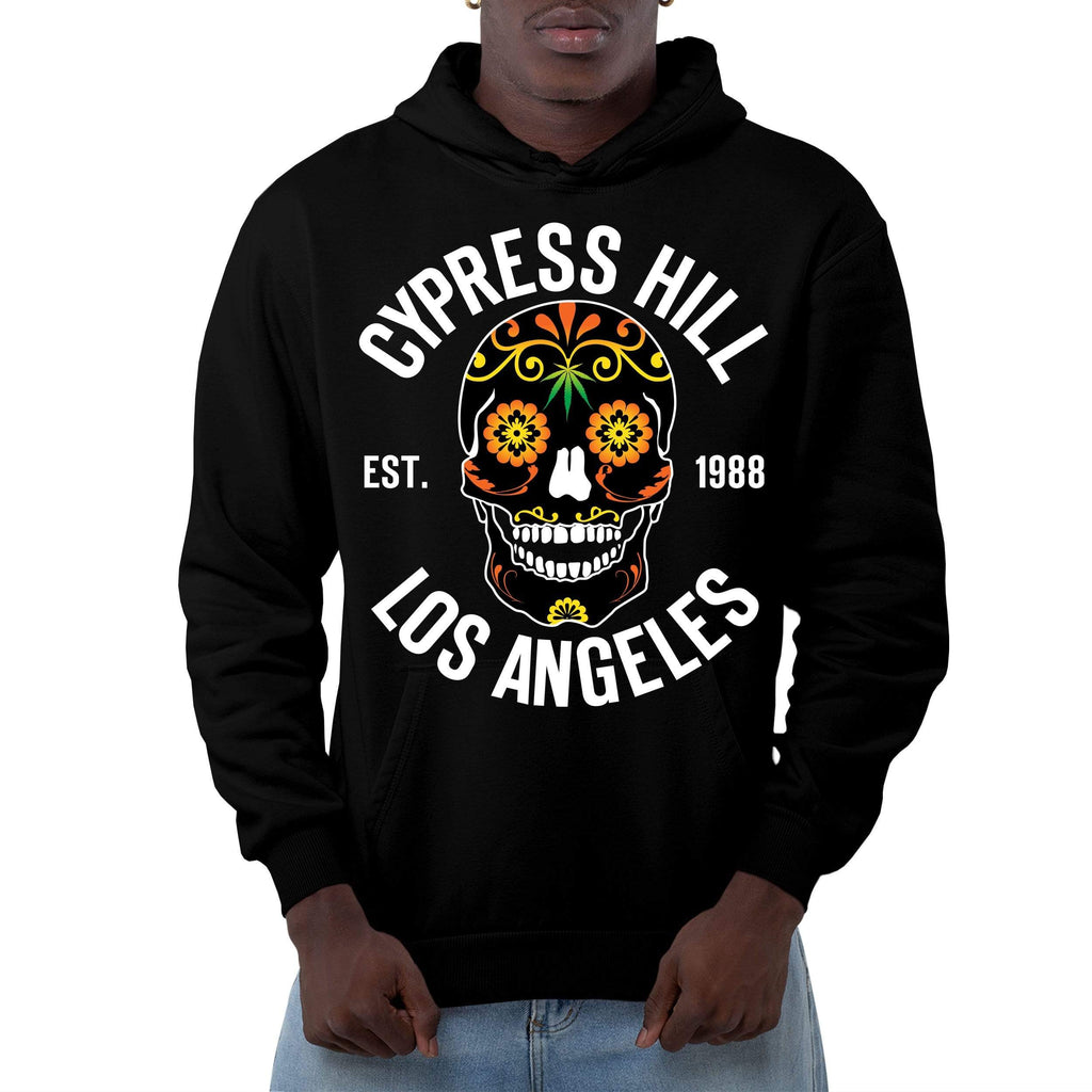 "Cypress Hill ""Day of the Dead"" Pullover Hoodie"