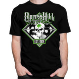 "Control Industry T-Shirt Cypress Hill ""25th Anniversary Tour"" t-shirt"