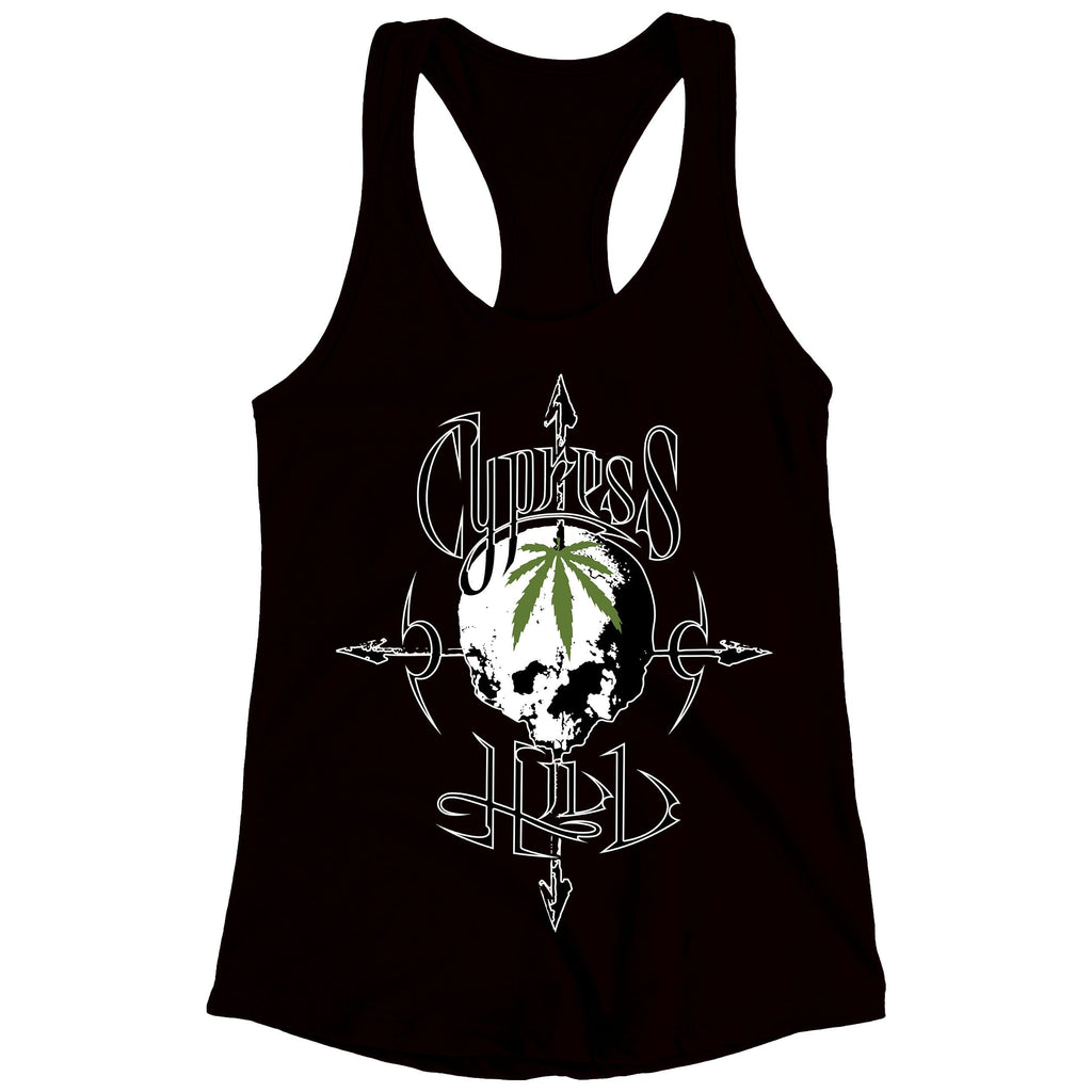 Cypress Hill Pothead Women's Racerback Tank Top