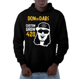 Don of Dabs Black Pullover Hoodie