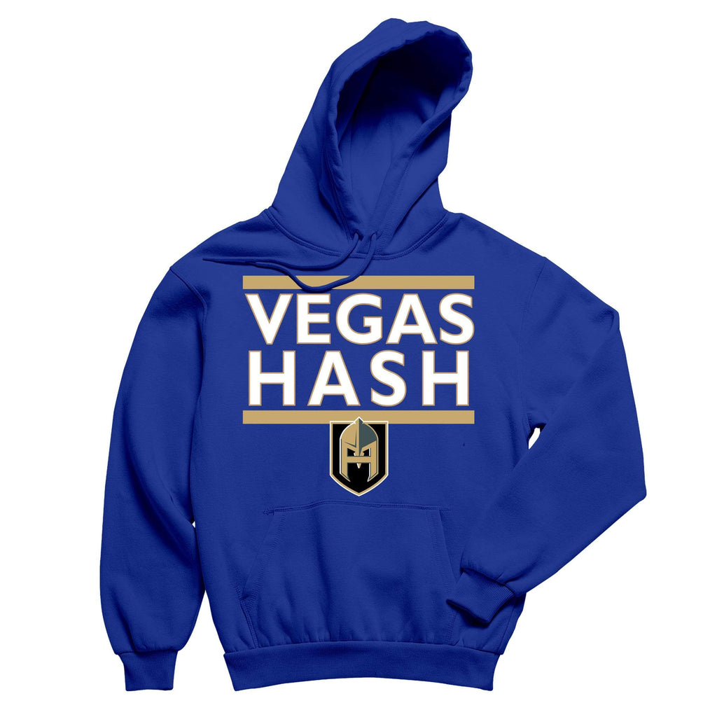 Hash Knight Hashletes Blue Pullover Hoodie