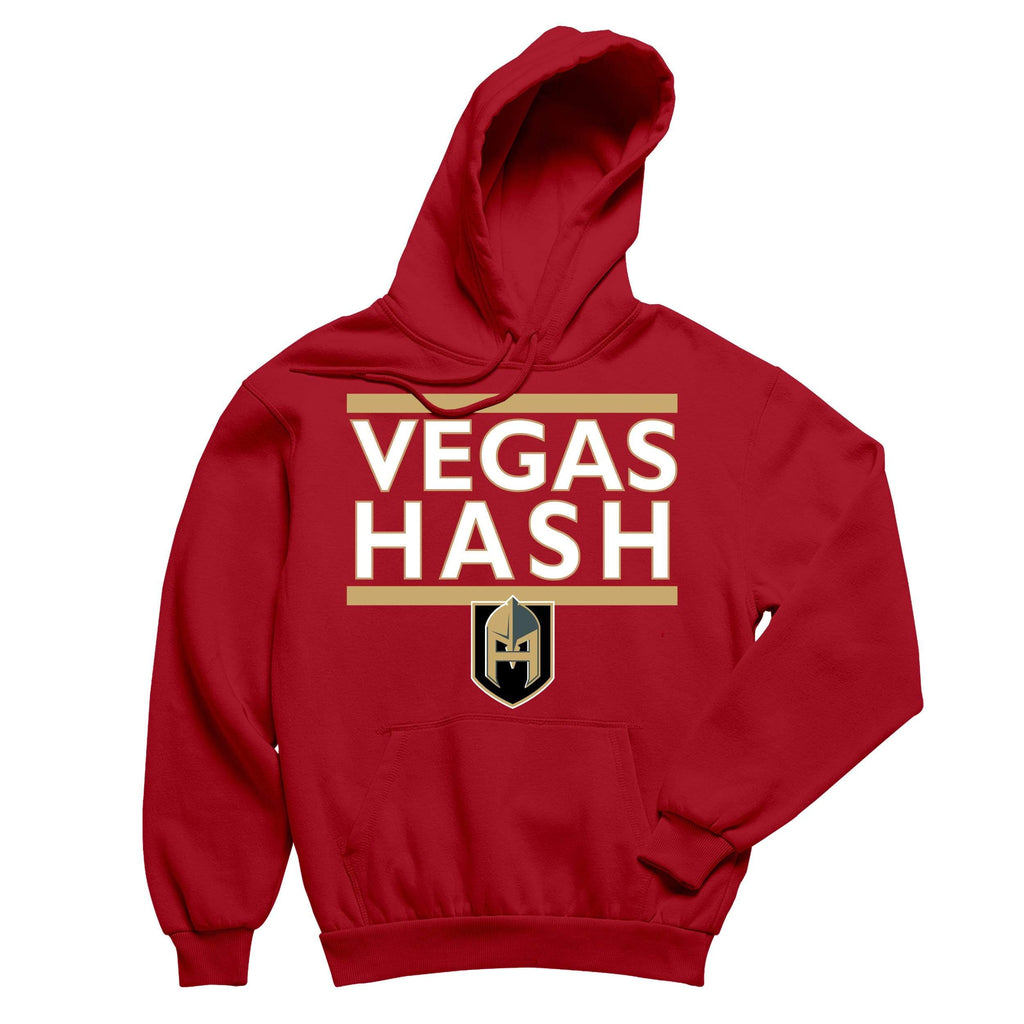 Hash Knight Hashletes Red Pullover Hoodie