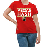 CustomCat T-Shirts Hash Knight Hashletes Red T-Shirt