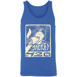 Jackey 420 Blue Tank Top