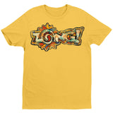 Zong Rusted Logo Gold T-Shirt