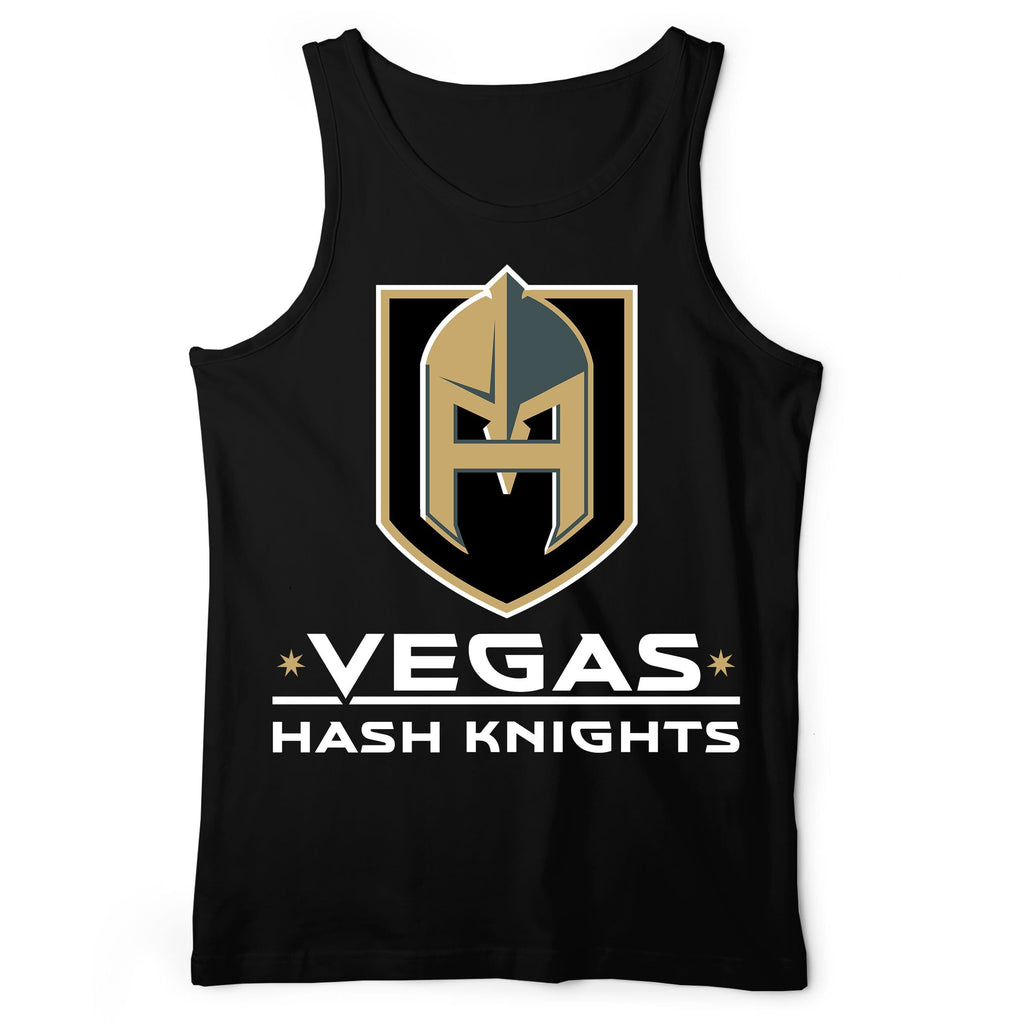 Hash Knight Black Tank Top