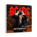 AC/DC Live at River Plate Canvas Art