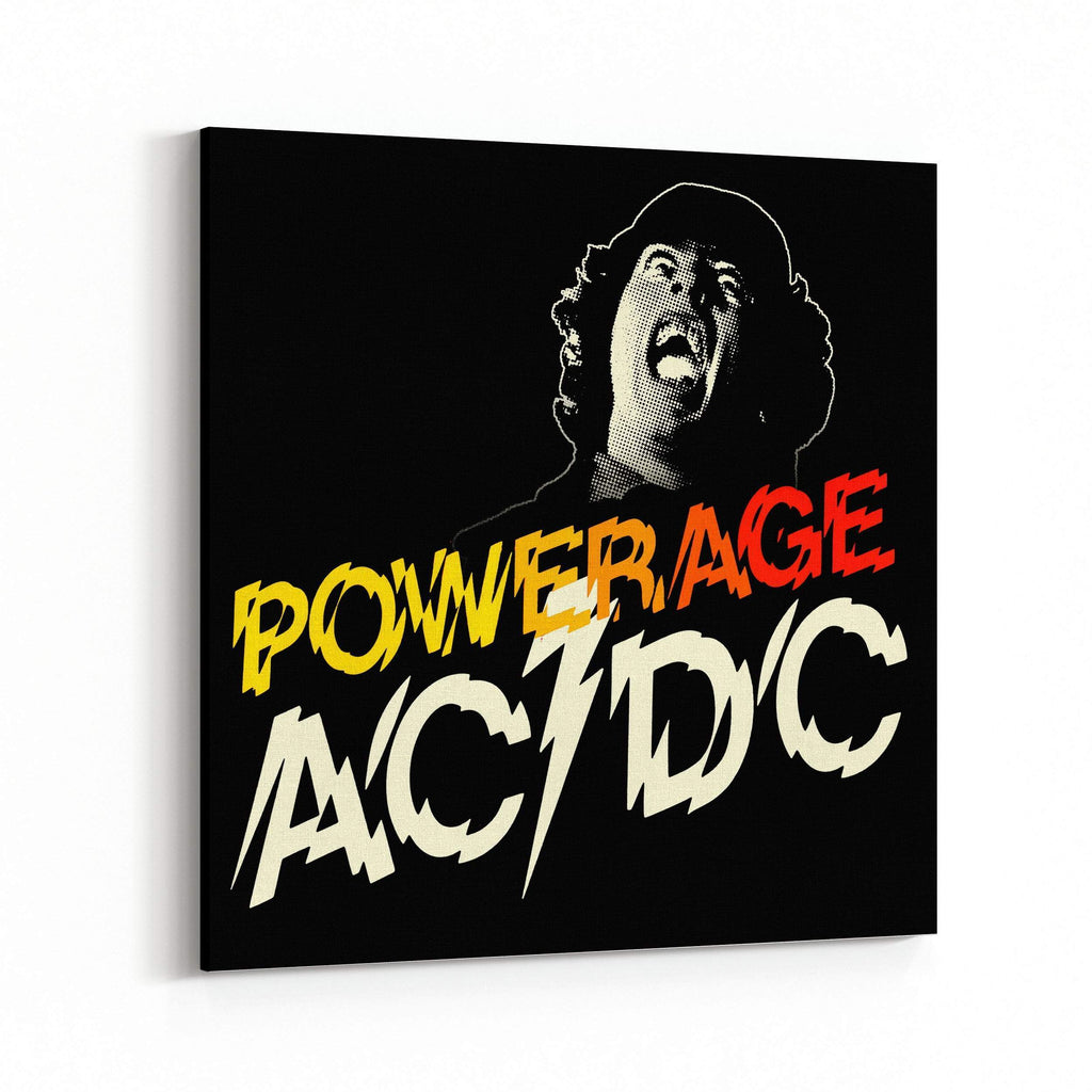 AC/DC Powerage ACDC Canvas Art