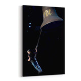 AC/DC Ring A Bell Look Up Canvas Art