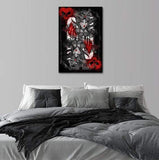 Get Down Art Canvas King of Hearts by Big Chris Canvas Art