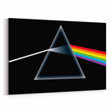 Pink Floyd Dark Side of the Moon Canvas Art
