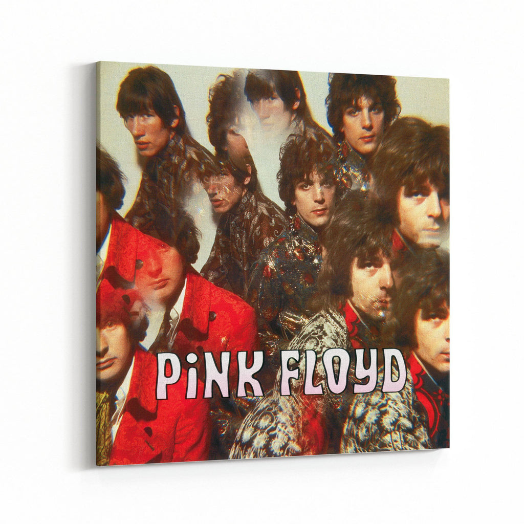 Pink Floyd Piper At the Gates of Dawn Cover Canvas Art