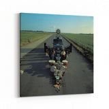 Pink Floyd Umma Canvas Art