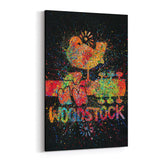 Woodstock by Stephen Fishwick Canvas Art