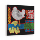 Woodstock Canvas Art